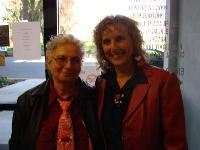 Shelly Bailes and Ellen Pontac (CPR file photo)